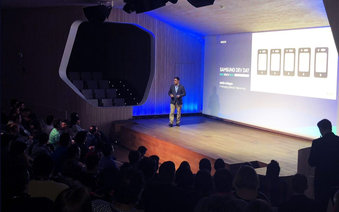 Our Amazing Experience at Samsung Dev Day 2018!