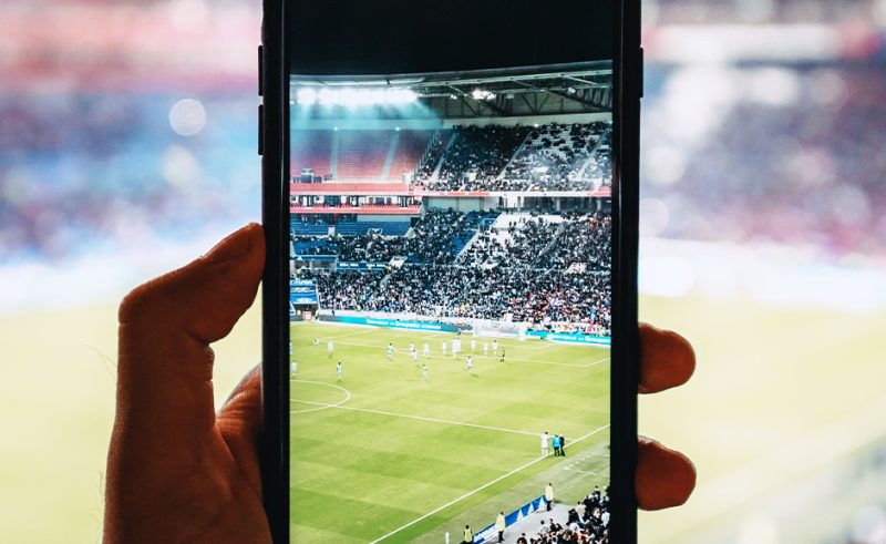 Sports content, the future is digital